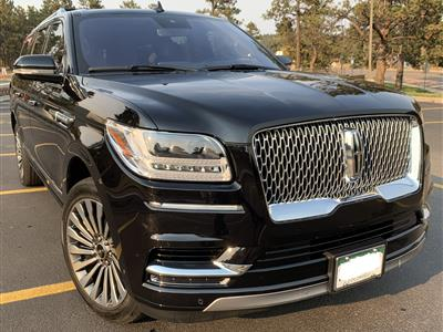 2019 Lincoln Navigator L lease in Evergreen,CO - Swapalease.com
