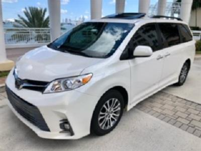 2020 Toyota Sienna lease in Miami,FL - Swapalease.com