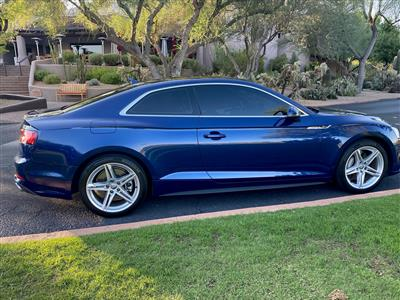 2018 Audi A5 Coupe lease in Scottsdale,AZ - Swapalease.com