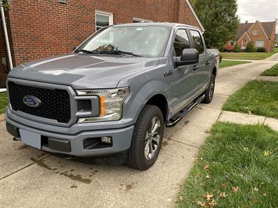 2019 Ford F-150 lease in Parma,OH - Swapalease.com