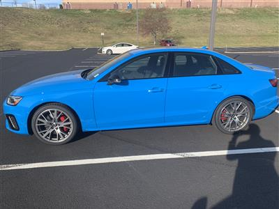 2020 Audi S4 lease in Jersey City,NJ - Swapalease.com
