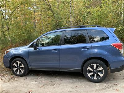 2018 Subaru Forester lease in Harrison ,ME - Swapalease.com