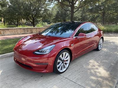 2019 Tesla Model 3 lease in Frisco,TX - Swapalease.com