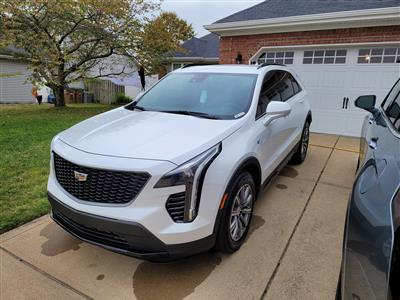 2020 Cadillac XT4 lease in Columbus,IN - Swapalease.com