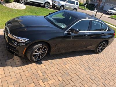 2019 BMW 3 Series lease in NORTH BRUNSWICK TOWNSHIP,NJ - Swapalease.com