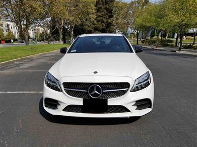 2019 Mercedes-Benz C-Class lease in San Jose,CA - Swapalease.com