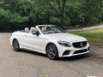 2020 Mercedes-Benz C-Class lease in Saddle River,NJ - Swapalease.com