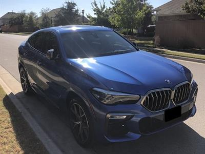2020 BMW X6 lease in Fort Worth,TX - Swapalease.com