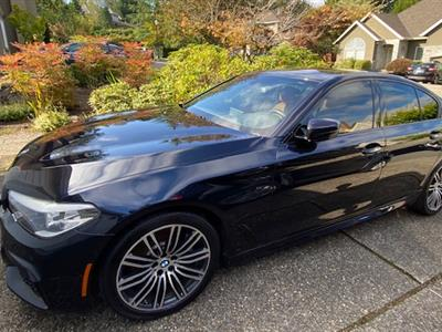 2018 BMW 5 Series lease in Portland,OR - Swapalease.com