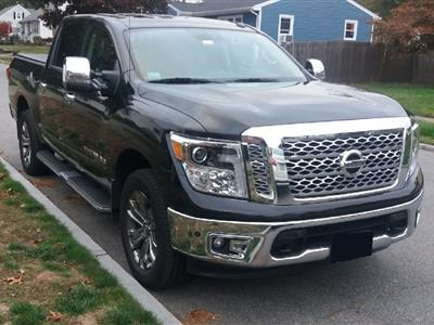 2019 Nissan Titan lease in New Bedford,MA - Swapalease.com