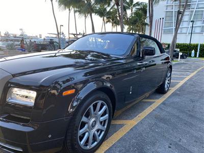 2016 Rolls-Royce Phantom Coupe lease in Miami Beach,FL - Swapalease.com