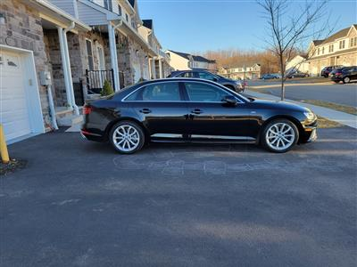 2019 Audi A4 lease in Parsippany,NJ - Swapalease.com