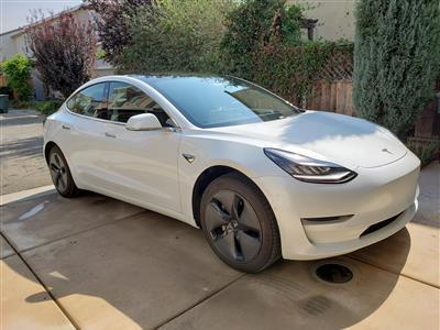 2020 Tesla Model 3 lease in Mountain House,CA - Swapalease.com
