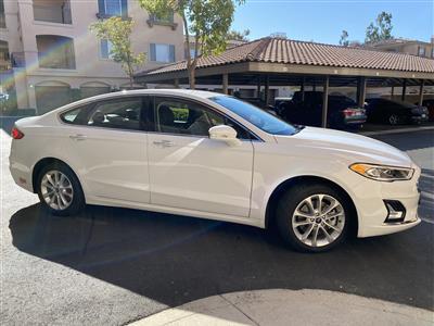 2019 Ford Fusion Energi lease in Rancho Santa Margarita,CA - Swapalease.com