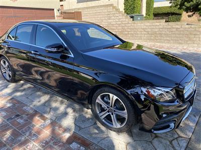 2019 Mercedes-Benz E-Class lease in Torrance,CA - Swapalease.com