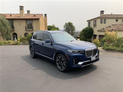 2020 BMW X7 lease in ,CA - Swapalease.com