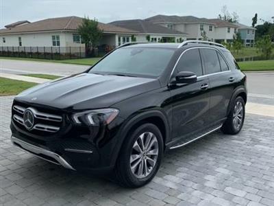 2020 Mercedes-Benz GLE-Class lease in Lake Worth,FL - Swapalease.com