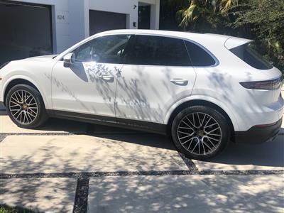 2020 Porsche Cayenne lease in Miami,FL - Swapalease.com