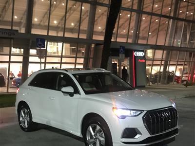 2020 Audi Q3 lease in Fort Lauderdale,FL - Swapalease.com
