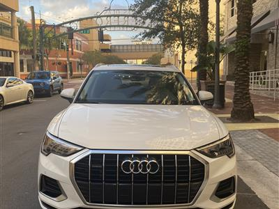 2020 Audi Q3 lease in Fort Lauderdale,FL - Swapalease.com