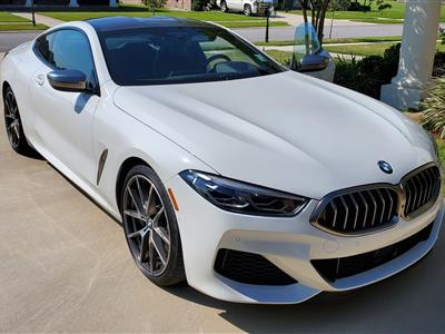 2019 BMW 8 Series lease in Youngsville,LA - Swapalease.com