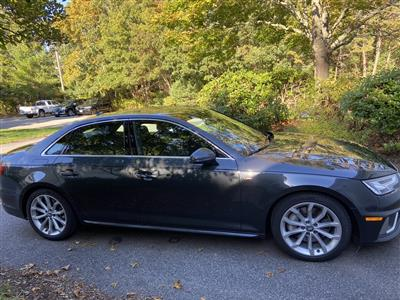 2019 Audi A4 lease in Concord,MA - Swapalease.com