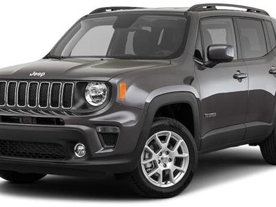 2020 Jeep Renegade lease in Fairview,NJ - Swapalease.com
