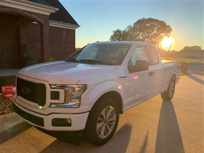 2018 Ford F-150 lease in Muscle Sholes,AL - Swapalease.com