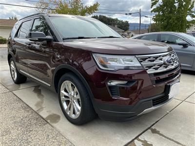 2018 Ford Explorer lease in CAMPBELL,CA - Swapalease.com