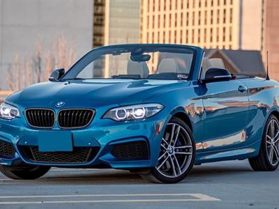 2020 BMW 2 Series lease in Herndon,VA - Swapalease.com