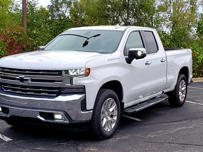 2019 Chevrolet Silverado 1500 lease in Saint Charles,IL - Swapalease.com