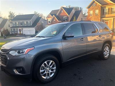 2018 Chevrolet Traverse lease in Ashburn,VA - Swapalease.com