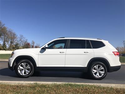 2018 Volkswagen Atlas lease in Frankfort,IL - Swapalease.com