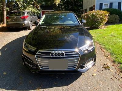 2018 Audi A4 lease in Hanover,MA - Swapalease.com