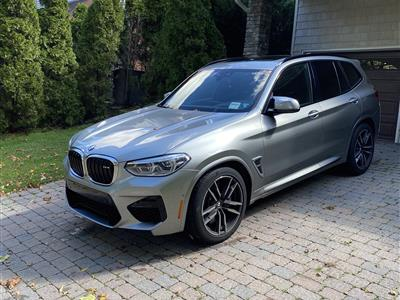 2020 BMW X3 M lease in Huntington Station,NY - Swapalease.com