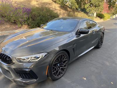 2020 BMW M8 lease in Irvine ,CA - Swapalease.com