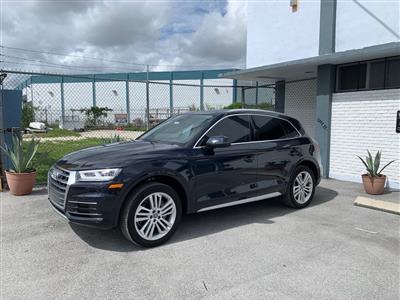 2018 Audi Q5 lease in Miami,FL - Swapalease.com