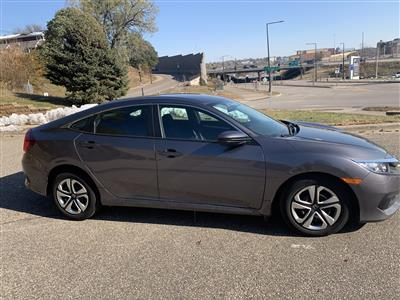 2018 Honda Civic lease in St. Paul,MN - Swapalease.com