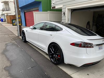 2019 Tesla Model S lease in Manhattan Beach,CA - Swapalease.com