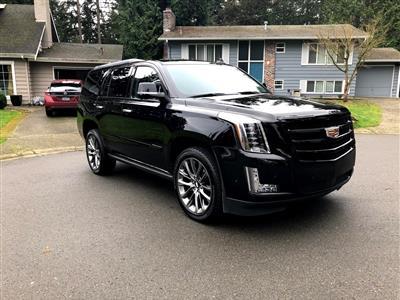 2020 Cadillac Escalade lease in Bellevue,WA - Swapalease.com