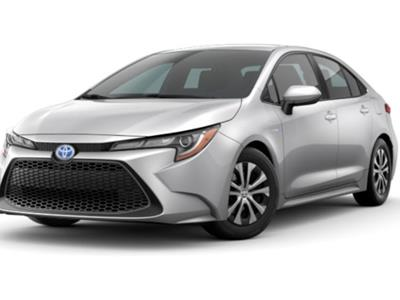2020 Toyota Corolla lease in Burlingame,CA - Swapalease.com