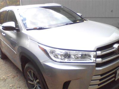 2018 Toyota Highlander lease in Athens,OH - Swapalease.com