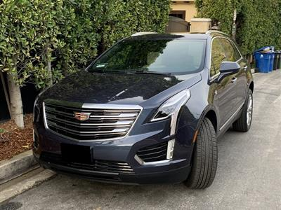 2019 Cadillac XT5 lease in Los Angeles,CA - Swapalease.com