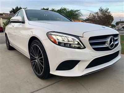2019 Mercedes-Benz C-Class lease in Lakewood,CA - Swapalease.com