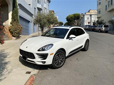 2018 Porsche Macan lease in San Francisco,CA - Swapalease.com
