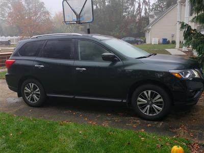 2019 Nissan Pathfinder lease in Portmonmoth,NJ - Swapalease.com
