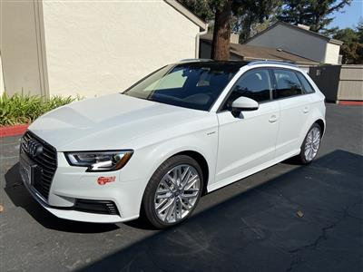2018 Audi A3 Sportback e-tron lease in Sunnyvale,CA - Swapalease.com