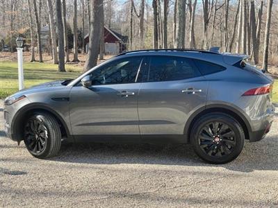2019 Jaguar E-PACE lease in Fairfield,CT - Swapalease.com