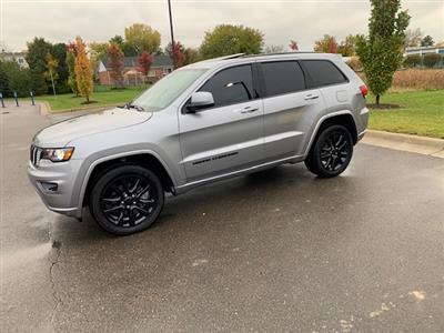 2019 Jeep Grand Cherokee lease in Canton,MI - Swapalease.com