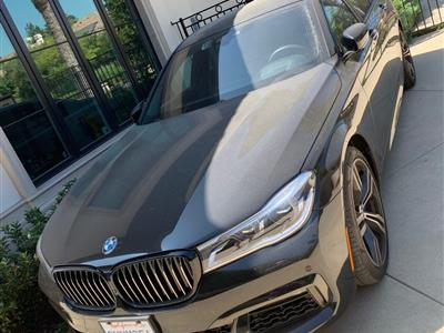 2019 BMW 7 Series lease in Commerce,CA - Swapalease.com